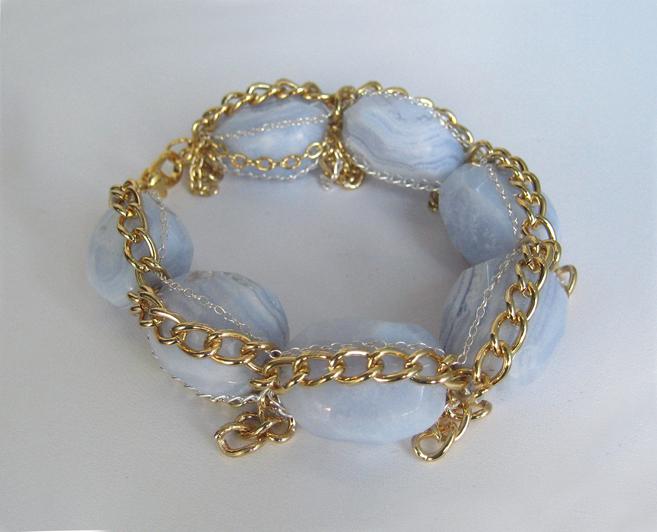 FA1-B001D Blue Lace Agate BraceletLR_IMG_4935