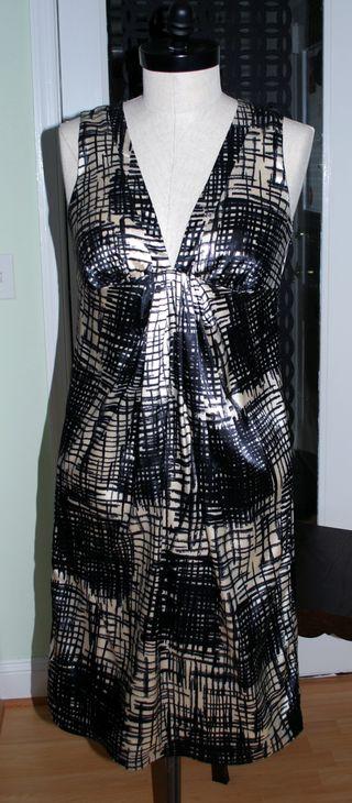 Ricci print dress