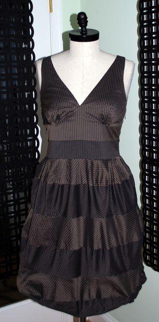 Ricci tiered dress